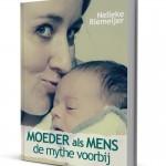 moeder als mens - boek geschreven door Nelleke Riemeijer