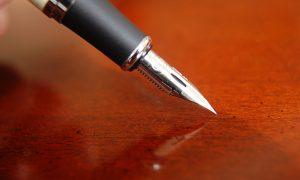 blog rugebregt pen metafoor schrijven sollicitatiebrieven
